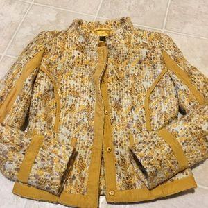 Fendi jacket blazer size 40 ITALY Small